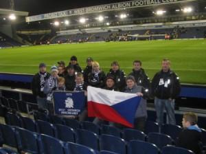 Anglie WBA 2011