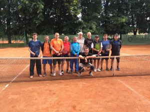 Tenis Budyně 2015