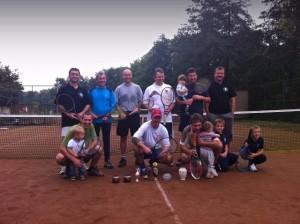 Tenis Úštěk 2011